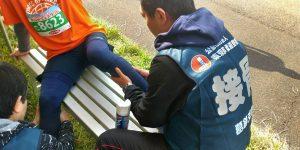 かつしかランフェスタ2019 救護活動