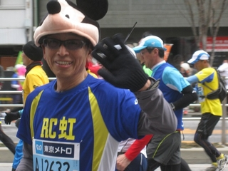 東京マラソンに参加しました。  新小岩 おぐら整骨院